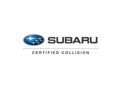 Subaru Collision